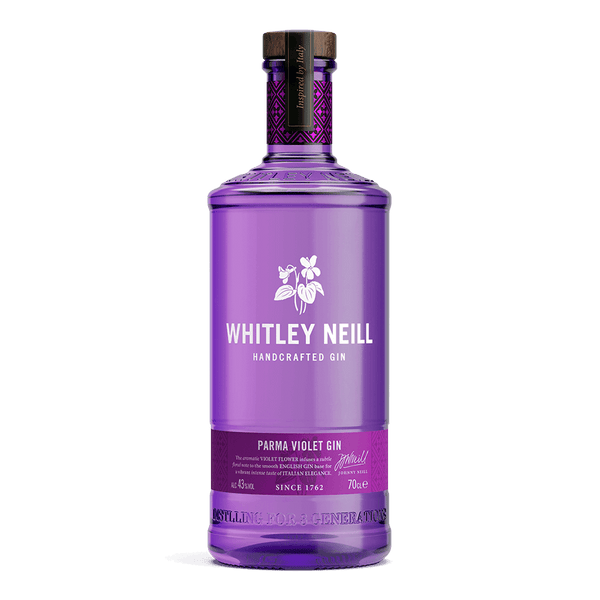Whitley Neill Parma Violet Gin 700ml - Boozy.ph