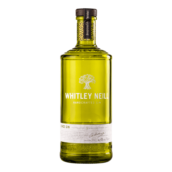 Whitley Neill Quince Gin 700ml - Boozy.ph