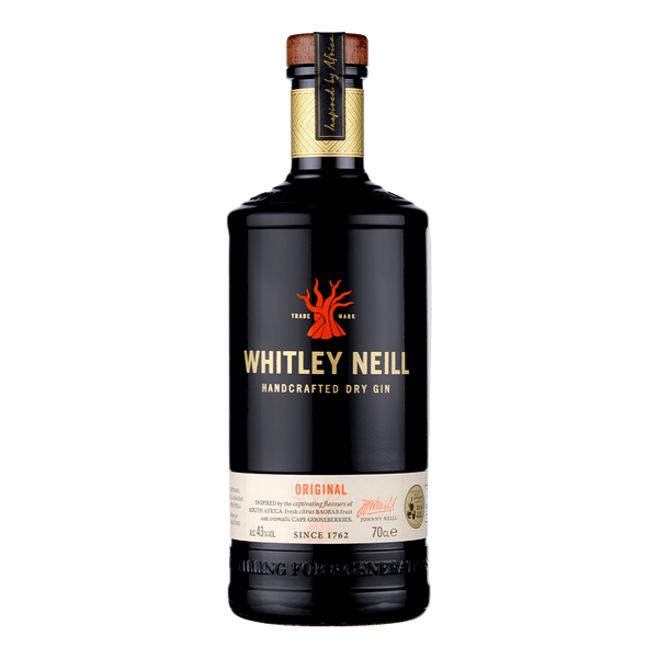 Whitley Neill Original Gin 700ml