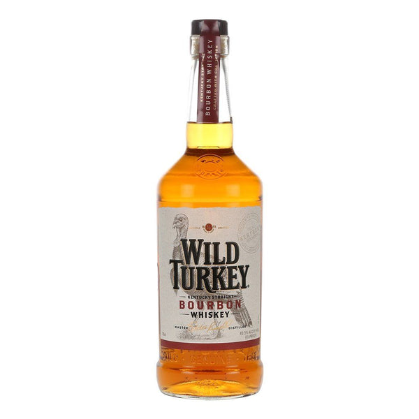 Wild Turkey 81 750ml - Boozy.ph