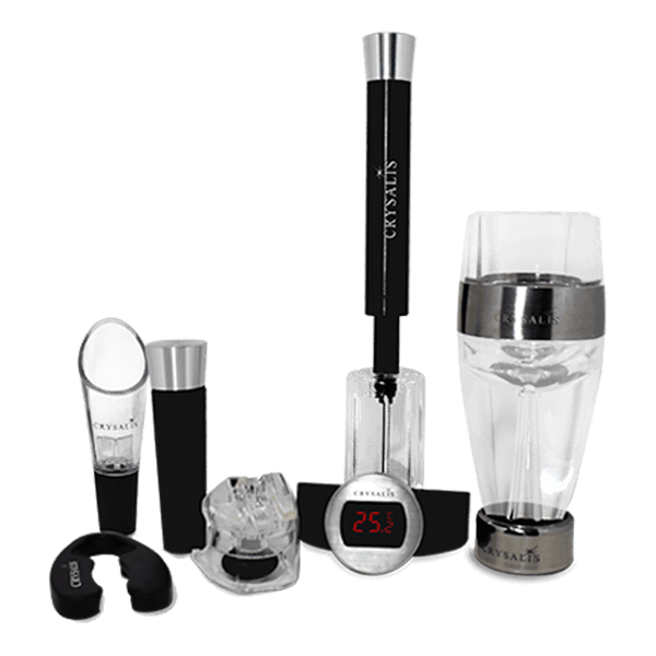 Wine Accessories 8-pc Set - Boozy.ph
