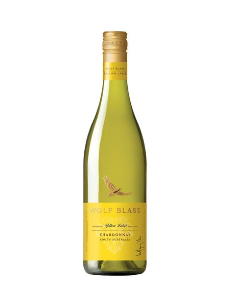 Wolf Blass Yellow Label Chardonnay 750ml Wine