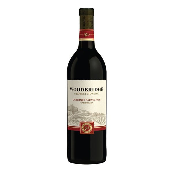 Robert Mondavi Woodbridge Cabernet Sauvignon 750ml - Boozy.ph