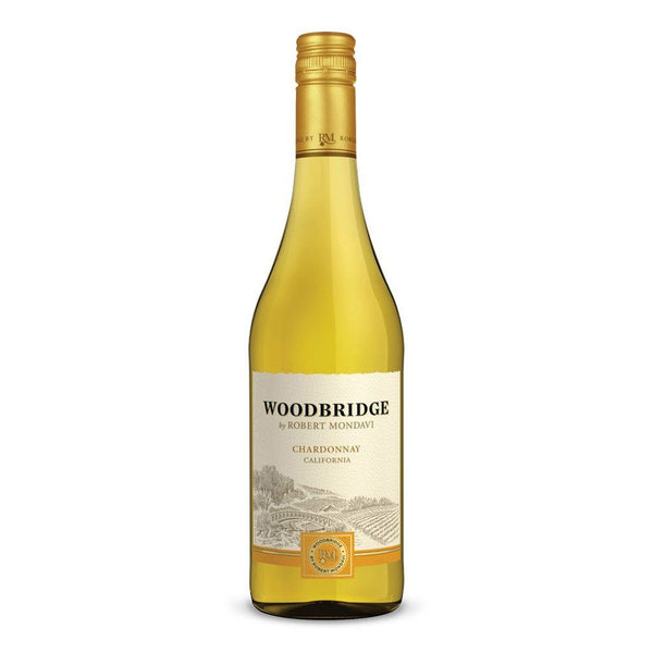 Robert Mondavi Woodbridge Chardonnay 750ml - Boozy.ph