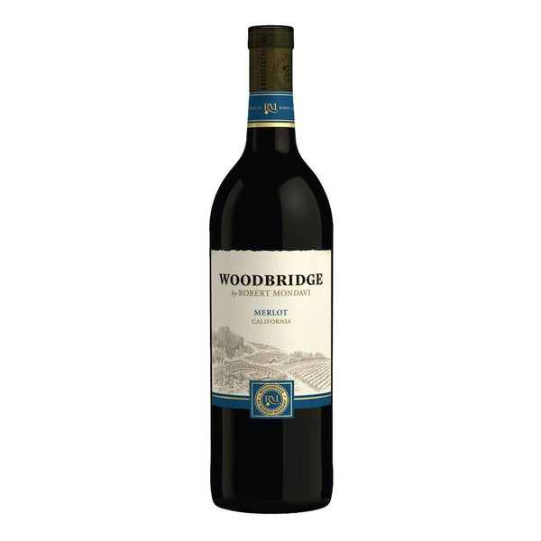 Robert Mondavi Woodbridge Merlot 750ml - Boozy.ph