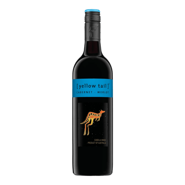 Yellow Tail Cabernet Merlot 750ml