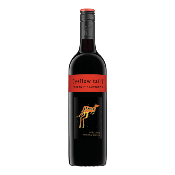 Yellow Tail Cabernet Sauvignon 750ml - Boozy.ph