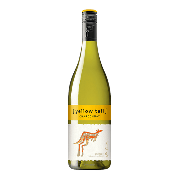 Yellow Tail Chardonnay 750ml - Boozy.ph