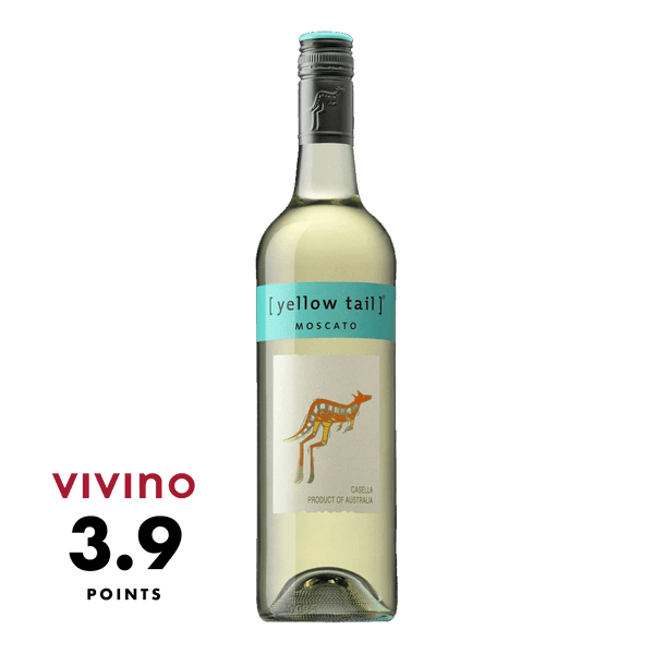 Yellow Tail Moscato 750ml - Boozy.ph