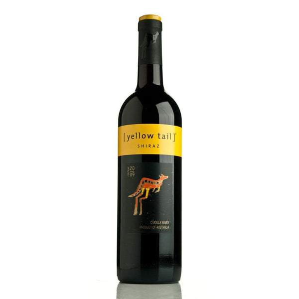 Yellow Tail Shiraz 750ml - Boozy.ph