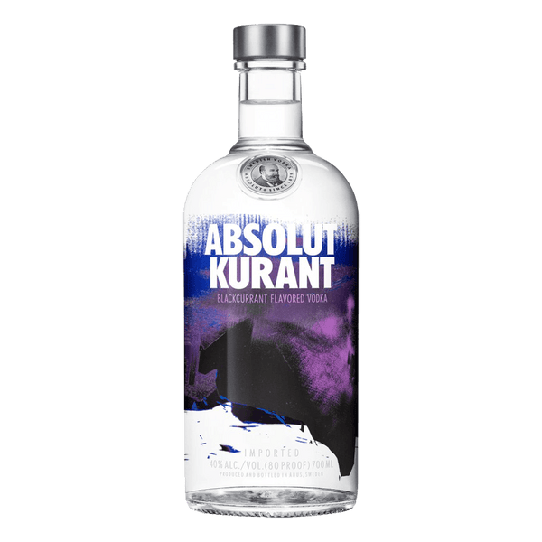 Absolut Kurant 700ml - Boozy.ph
