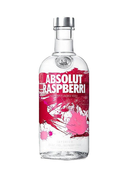 Absolut Raspberri 700ml Vodka