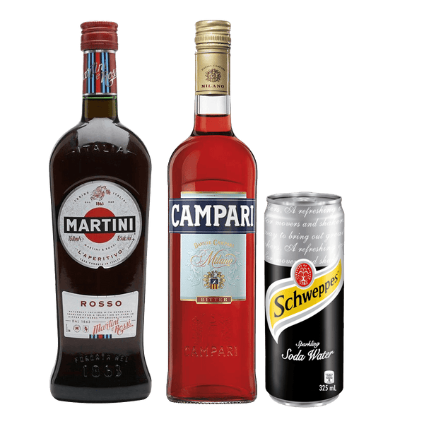 Americano Cocktail Pack