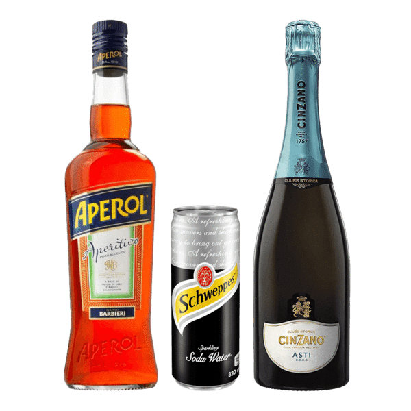 Aperol Spritz Cocktail Kit - Boozy.ph