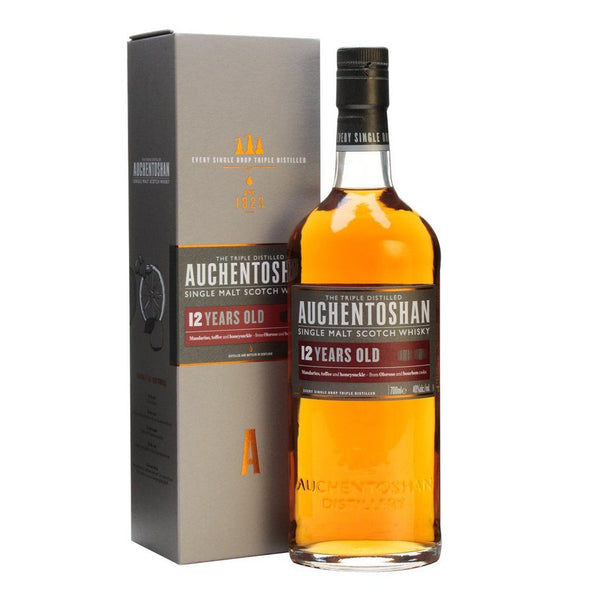 Auchentoshan 12yo 700ml - Boozy.ph