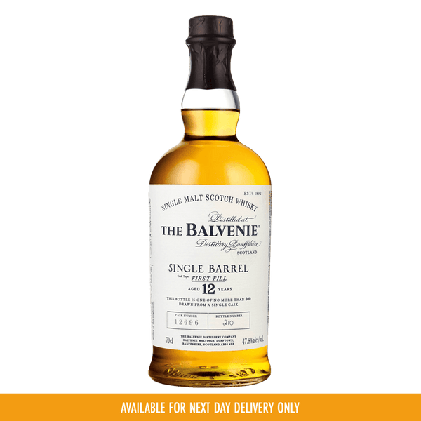 Balvenie 12yo Single Barrel 700ml