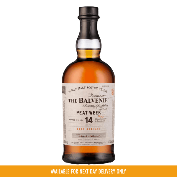 Balvenie 14yo Peat Week 700ml