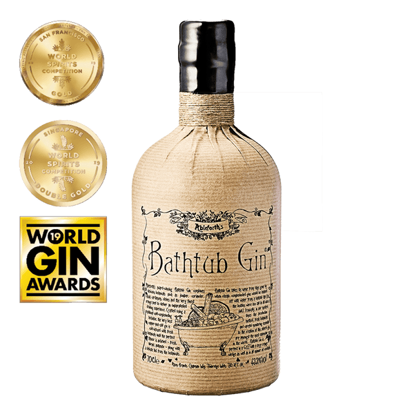 Ableforths Bath Tub Gin 700ml - Boozy.ph