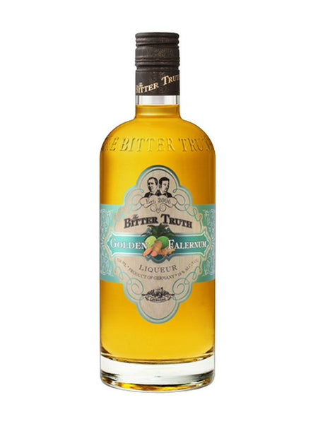 Bitter Truth Golden Falernum 500ml - Boozy.ph