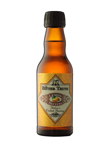 Bitter Truth Lemon Bitters 200ml - Boozy.ph