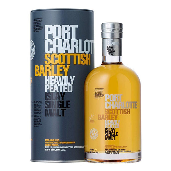 Bruichladdich Port Charlotte 700ml - Boozy.ph