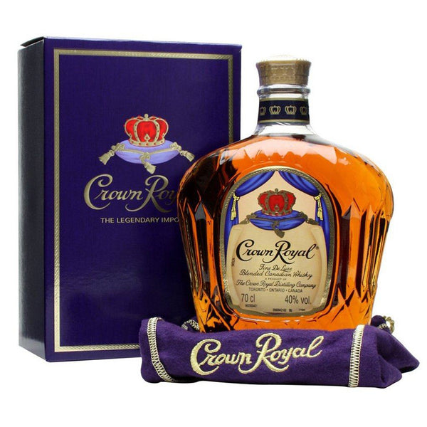 Crown Royal 700ml - Boozy.ph