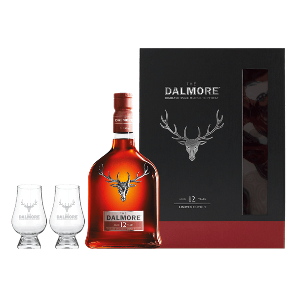 Dalmore 12 YO Gift Pack 700ml