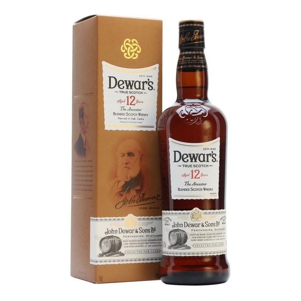 Dewar's 12yo 750ml - Boozy.ph