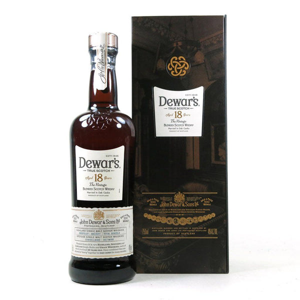 Dewar's 18yo 750ml - Boozy.ph