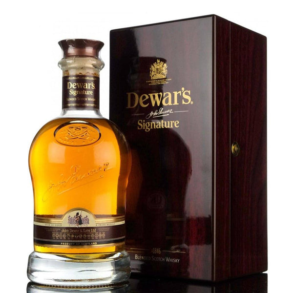 Dewars Signature 700ml - Boozy.ph