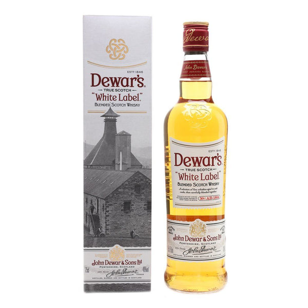Dewar's White Label 750ml - Boozy.ph