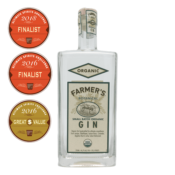 Farmer's Gin 750ml - Boozy.ph