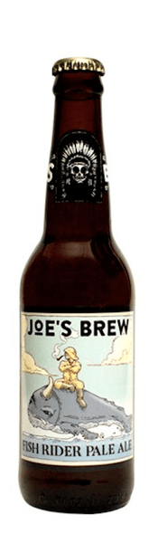Joe's Brew Fish Rider 330ml Beer