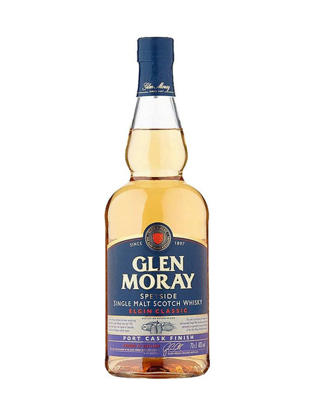 Glen Moray Port Cask Finish Single Malt Scotch Whisky 700ml