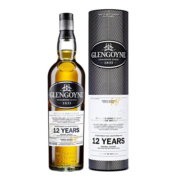 Glengoyne 12yo 700ml - Boozy.ph