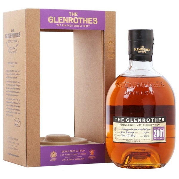 Glenrothes 2001 700ml