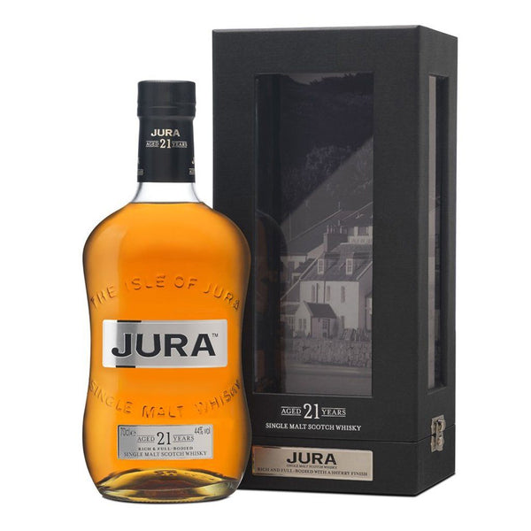Isle of Jura 21yo 700ml