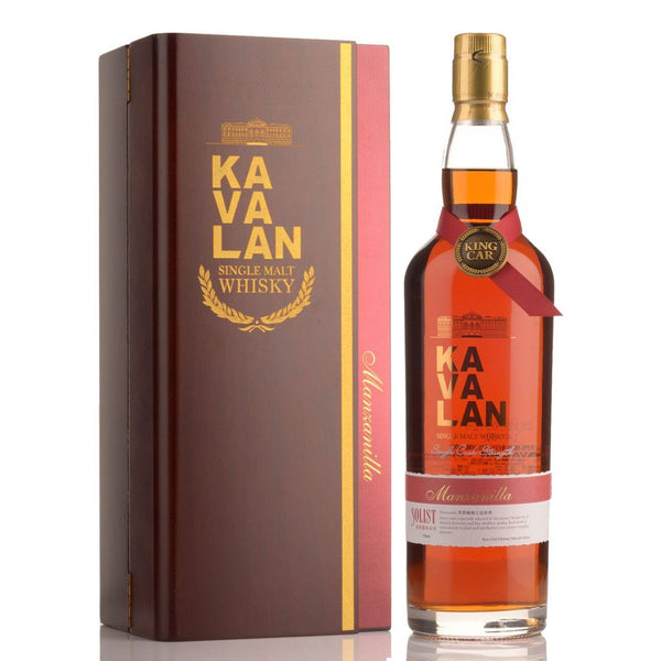 Kavalan Manzanilla 700ml - Boozy.ph
