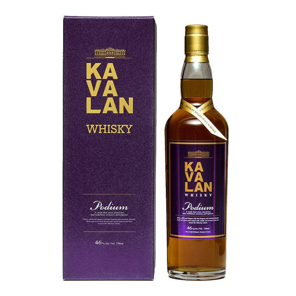 Kavalan Podium 700ml - Boozy.ph