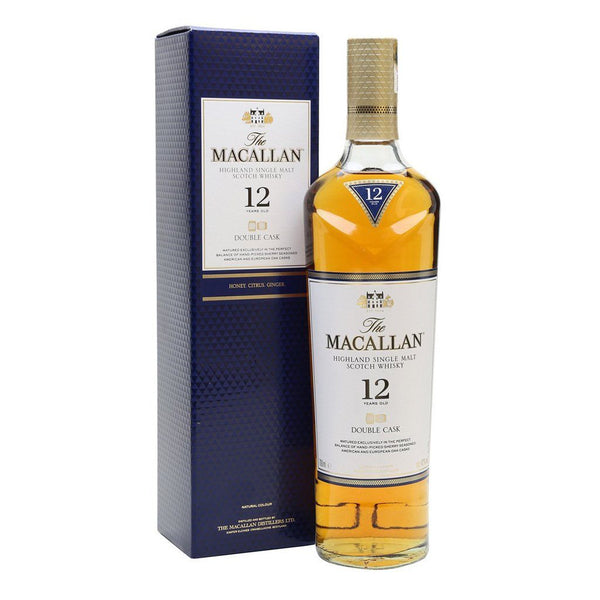 Macallan 12yo Double Cask 700ml - Boozy.ph