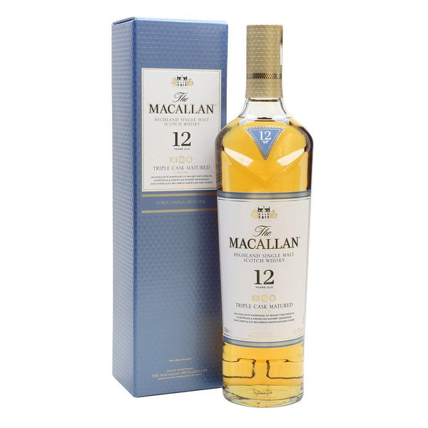 Macallan 12yo Fine Oak 700ml - Boozy.ph