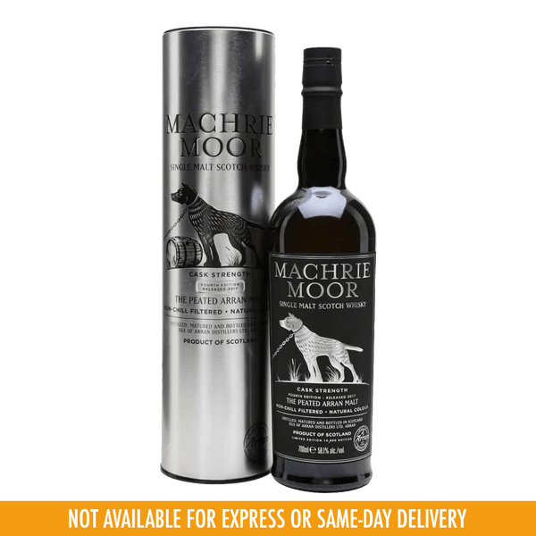 Machrie Moor Cask Strength 700ml
