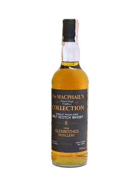 MacPhails Glenrothes 8yo 700ml - Boozy.ph