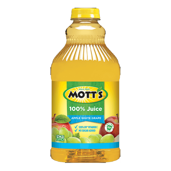 Mott's Apple Juice (Freebie)