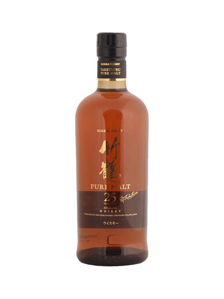 Nikka Taketsuru 25yo Japanese Whisky 700ml