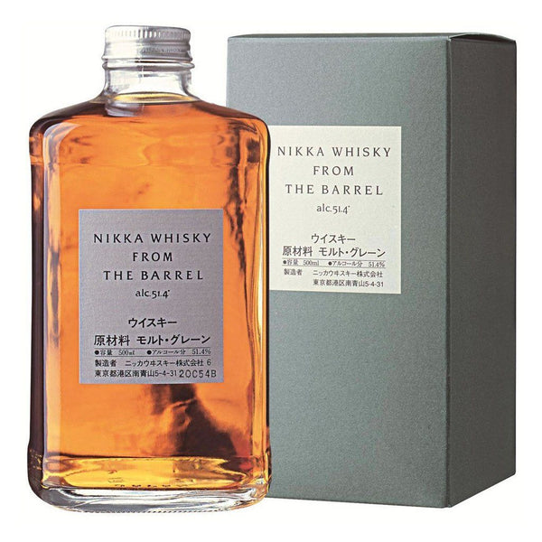 Nikka From the Barrel 500ml - Boozy.ph