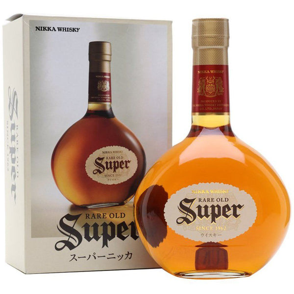 Super Nikka Whisky (Rare) 700ml - Boozy.ph