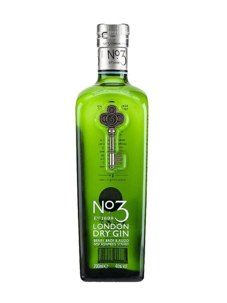 No. 3 London Dry Gin 700ml - Boozy.ph
