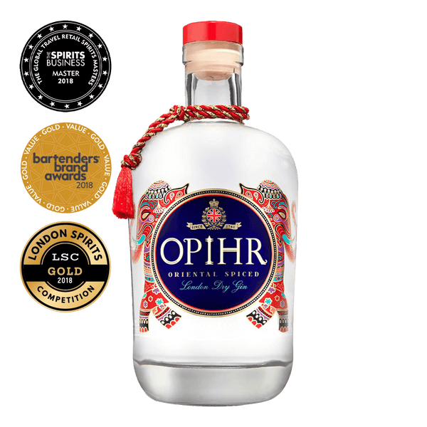 Opihr Oriental Spiced Gin 700ml - Boozy.ph