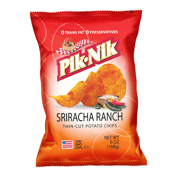 PIK-NIK Sriracha Ranch 6oz - Boozy.ph